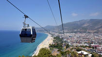 City Tour with Alanya Teleferik, Alanya, Sunset Cruises