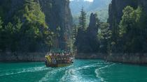 Green Canyon Boat Tour All inclusive, Alanya