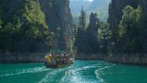 Green Canyon Boat Tour with Lunch and Drinks, Antalya, Day Cruises