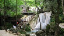 Hidden Paradise Manavgat Side Antique City and 3 Waterfalls Day Tour from Alanya, Alanya, Day Trips