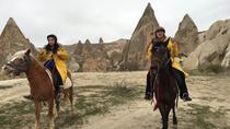 Horseback Riding 2-hour Experience in Beautiful Valleys of Cappadocia, Goreme, Horseback Riding