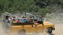 Jeep Safari Adventure alrededor de Green Canyon, Side, Day Trips