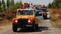 Manavgat Canyon Safari All in one, Alanya, Day Trips