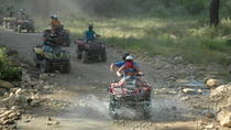 Quad Bike Safari in Manavgat Side at the Taurus Mountains, Side