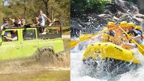 Rafting & Jeep Safari Adventure from Alanya, Alanya, 4WD, ATV & Off-Road Tours