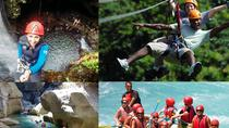 Rafting Canyoning and Zipline Adventure from Alanya, Alanya, 4WD, ATV & Off-Road Tours