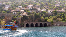 Shore Excursion: Lazy Day Boat Trip, Alanya, Day Cruises