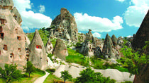 South Cappadocia Green Tour with Trekking in Ihlara Valley, Goreme, Hiking & Camping