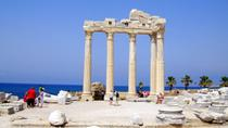 Temple of Apollo, Aspendos and Manavgat Waterfalls Day Tour from Alanya, アランヤ