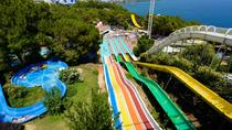 Water Planet Aquapark in Alanya with Transfer, Side, 4WD, ATV & Off-Road Tours