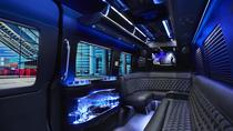 Private Ultra Luxury Mercedes Benz Sprinter Limo Service From San Juan Airport to Hotels, San Juan, ...