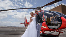 Ceremonia nupcial en helicóptero: el Gran Cañón, Las Vegas, Wedding Packages