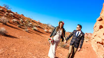 Destination Wedding: Valley of Fire Ceremony, Las Vegas, 4WD, ATV & Off-Road Tours