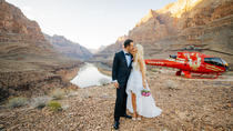 Helicopter Wedding Ceremony: The Grand Canyon, Las Vegas