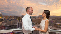 Las Vegas Value Ceremony on Observation Wheel, Las Vegas, Wedding Packages