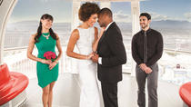 Las Vegas Wedding Ceremony on The High Roller, Las Vegas, Wedding Packages