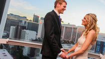 Las Vegas Wedding Ceremony on The High Roller Observation Wheel, Las Vegas, Wedding Packages