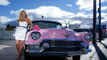 Rosa-Cadillac-Tour durch Las Vegas, Las Vegas, Private Sightseeing Tours