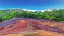Dolphins and Mauritius Volcanic Wonders Tour with Crater Lake, 7-Coloured Earth, Port Louis, Nature ...