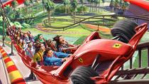 Eintritt in Ferrari World mit Transfer von Dubai, Dubai, Theme Park Tickets & Tours