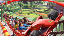 Ferrari World-inträde med transfer från Dubai, Dubai