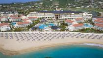 Escursione a terra a St Kitts: Pass giornaliero per la spiaggia di lusso del Marriott Royal Beach and Casino, St Kitts, Ports of Call Tours