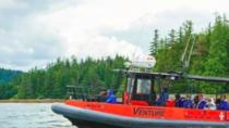 Ketchikan Shore Excursion: Silverking Lodge Adventure & Seafeast, Ketchikan, 4WD, ATV & Off-Road ...