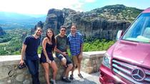Athens Meteora Monasteries Day Trip by Rail, Athens, Day Trips