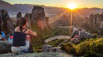 Majestic Sunset on Meteora Rocks Tour, Meteora, Private Sightseeing Tours