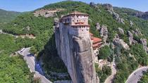 Panoramic Meteora and all Monasteries Tour from Kalabaka, Meteora, Rail Tours