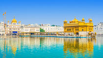 Amritsar Golden Temple, Jallianwala Bagh, and Wagah Border Ceremony Private Tour, Amritsar, null