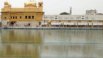 Amritsar Goldener Tempel, Jallianwala Bagh und Wagah Border Zeremonie Private Tour, Amritsar, Private Tagesausflüge