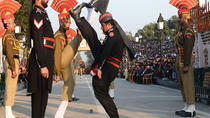 Amritsar Wagah Beating Retreat Border Ceremony and Dinner Experience, Amritsar, Night Tours
