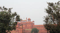 Exciting Evening at Red Fort's Sound and Light Show with Dinner, New Delhi, Private Day Trips