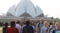 Full-Day Old and New Delhi Tour Including India Gate, Red Fort, and Lotus Temple, New Delhi, null