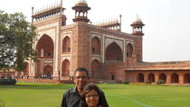 Full-Day Taj Mahal and Agra Fort Tour from Delhi