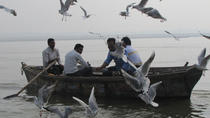 Ganga Ghat and Morning Rituals Guided Boat Tour in Varanasi, Varanasi