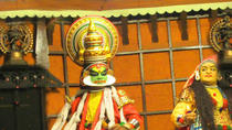 Kochi Evening Excursion: Kathakali Dance Show including Dinner and Hotel Transfer, Kochi