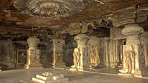 Private 2 days UNESCO World Heritage Sites Ajanta and Ellora Caves Tour, Aurangabad, Cultural Tours