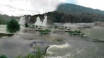Private Day Tour: Athirappilly Falls and Vazhachal Falls Adventure from Kochi including Lunch, ...