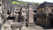Private Full day Ajanta and Ellora Caves Tour with Guide and Transfer, Aurangabad, Cultural Tours