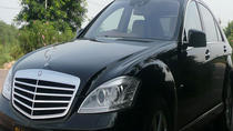 Private Luxury Jaipur to Delhi Transfer by BMW or Mercedes