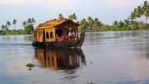 Private Overnight Kerala Houseboat Cruise By Air From Delhi to Kochi, New Delhi, Overnight Tours