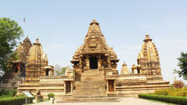Private Tour: 2-Day Temples of Khajuraho with ASI Museum and Light and Sound Show, カユラホ