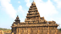 Private Tour: Mahabalipuram and Kanchipuram Caves and Temples Day Tour from Chennai, Chennai, null