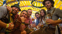 London to Oktoberfest Train - Camping Package Incl Breakfast and Dinner, London, Hiking & Camping