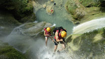 Day Tour: Canyoning at Mil Cascadas from Cuernavaca, Cuernavaca, Climbing