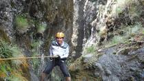 Paso Tlahuica Canyoning Tour, Cuernavaca, Climbing