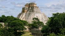 Excursion privée de 2 jours de la péninsule du Yucatan, forts Chichen Itza Ik-Kil Merida ...