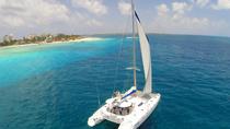 PRIVATE CATAMARAN TO ISLA MUJERES AND TRANSFER, Cancun, Catamaran Cruises